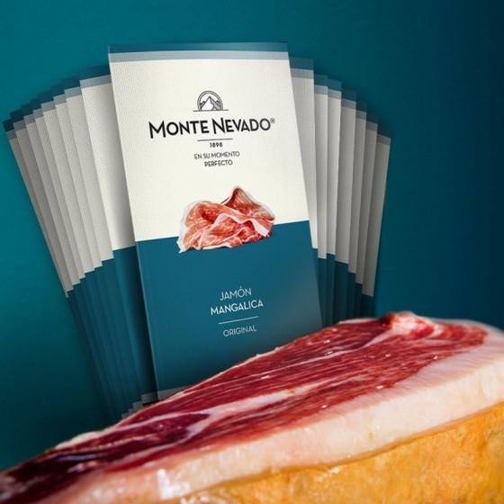 Pack Sibarita de Jamón Mangalica - Monte Nevado