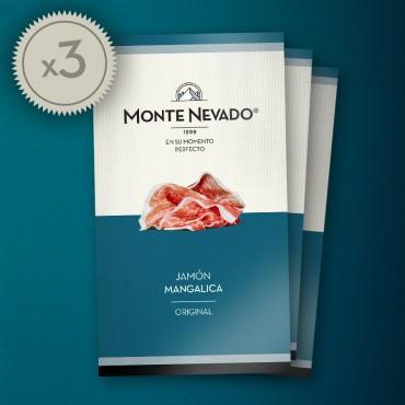 3 estuches Jamón Mangalica (Pack 3x85 gr.)