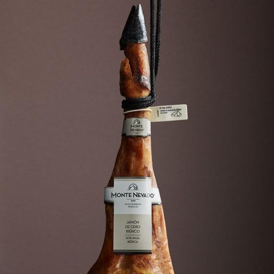 Iberico de Cebo ham (50% Iberico breed)