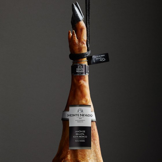 Iberico Bellota Ham 100% Iberico Breed