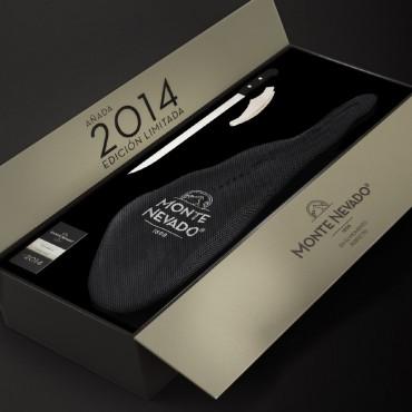 Edición limitada añada 2014 jamón de bellota 100% ibérico