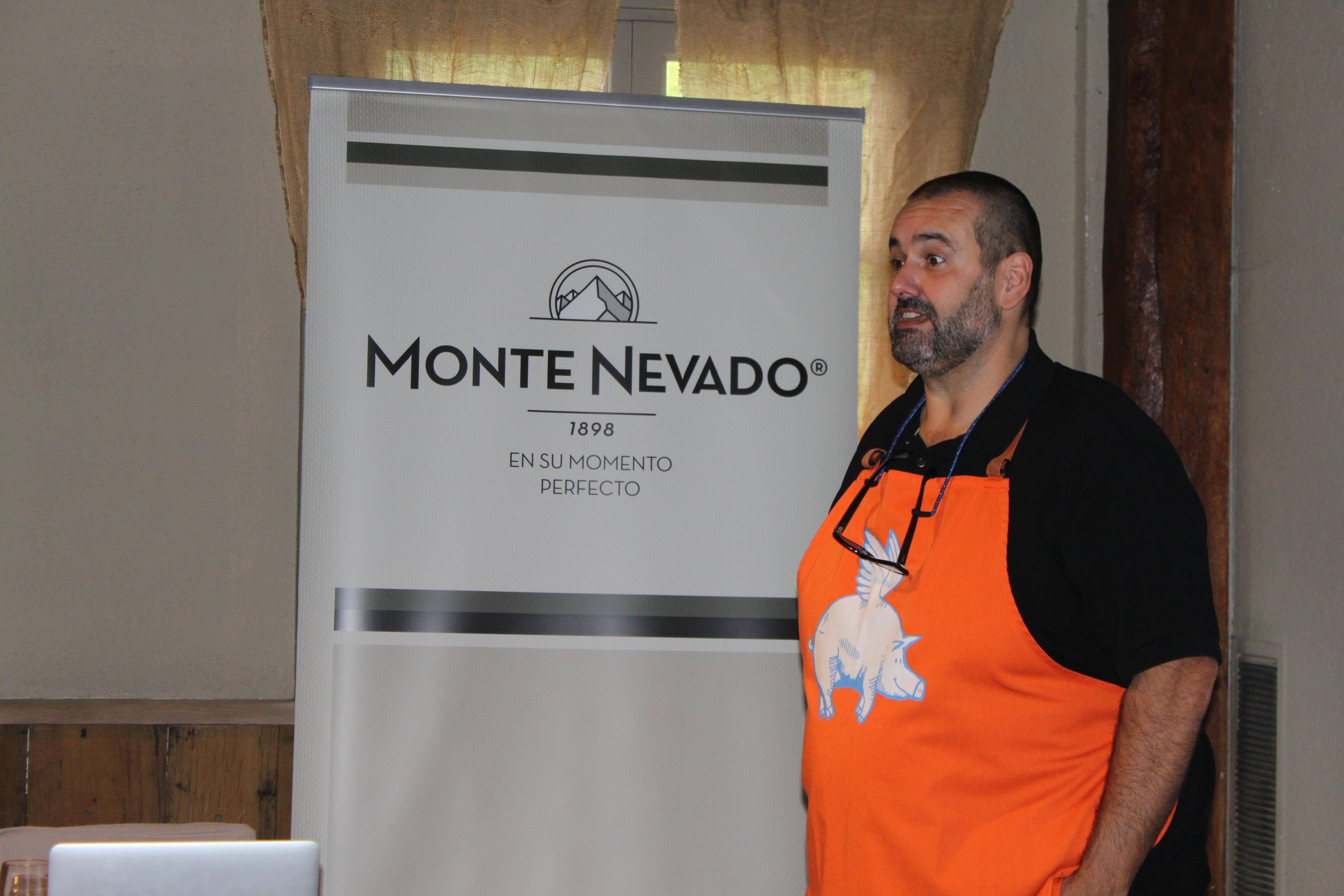 Durante Esta Cita, Se Unió A La Alta Cocina Con El Mundo Del Ibérico De La  Mano De Expertos De Monte Nevado, Con El Objetivo De Ensalzar Esta Raza E  ...
