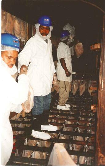 Secadero de jamones de Smithfield (2002)