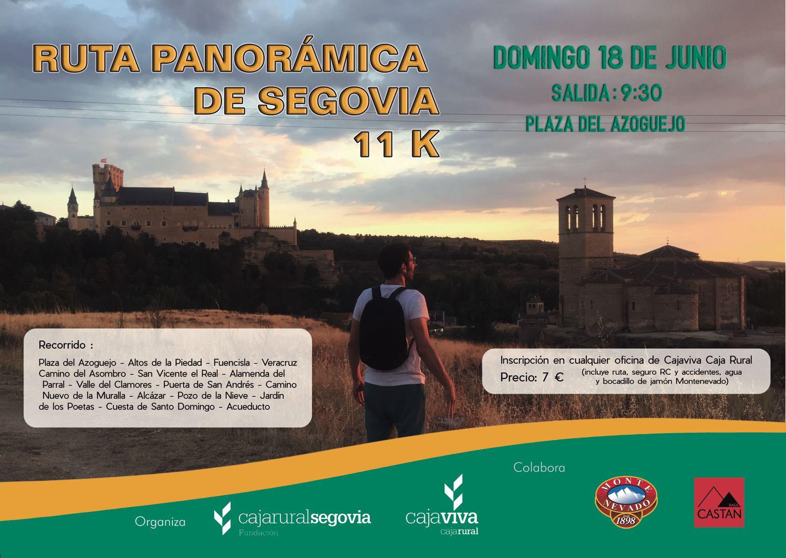 Ruta Panorámica por Segovia de Caja Rural