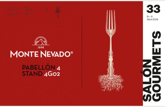 Monte Nevado en el 33 Salón de Gourmets 2019