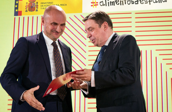 Jamones Monte Nevado Premio Alimentos de España al Mejor Jamón de Bellota 100% Ibérico