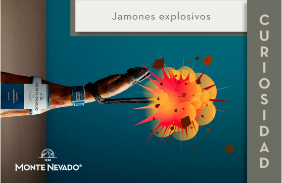 Jamón... ¿Explosivo?