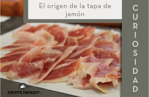 El origen de la tapa de jamón